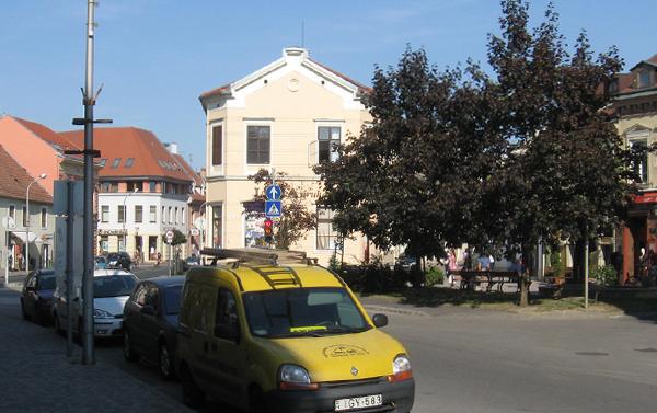 Ógabona tér